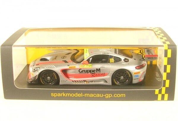 MERCEDES-AMG GT3 no.888 FIA GT World Cup Macau 2017 (Raffaele Marciello)