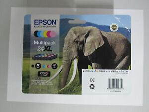 Original-Epson-24XL-Multipack-6-Farben-C13T24384010-fuer-Expression-Photo-XP-970