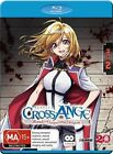 Cross Ange - Rondo Of Angel And Dragon : Part 2 : Eps 13-25 (Blu-ray, 2016, 2-Disc Set)