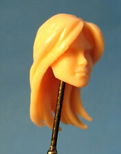 """ML071 Custom Cast female head use with 6"""" ML Legends action figures"""