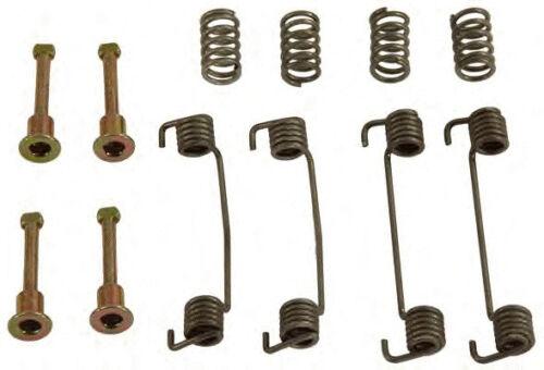 Accessory Kit for Brake Shoes BMW 2000-3.2 2500-3.3 E12 E23 E24 160X25 PEX 619