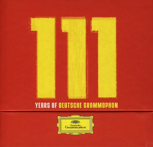 BOX-55xCD-111-Years-Of-Deutsche-Grammophon-The-Collector-039-s-Edition-M-M