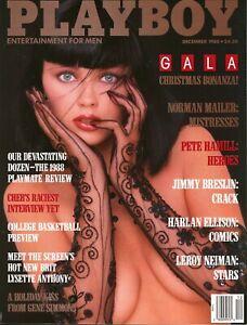 Playboy-Magazine-December-1988-Gala-Christmas-Issue