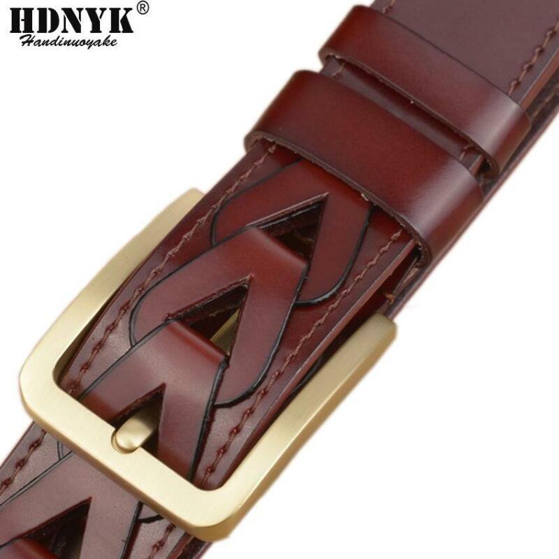 2019 New Arrived Fashion Designer Belt 100% Genuine Leather, Famous Brand Luxury