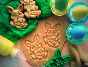 X2 Easter Egg Cookie Cutters
