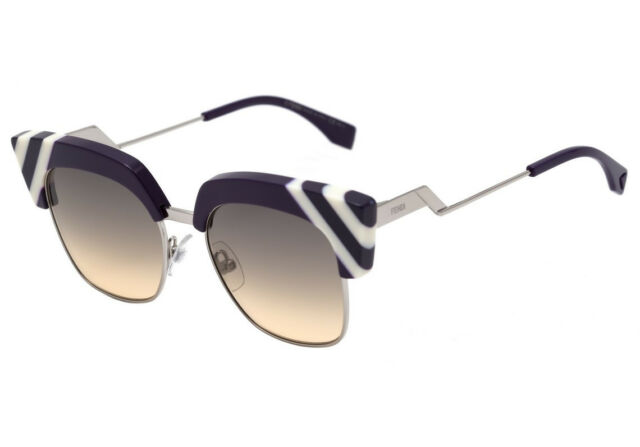 0b2591a9692ae Fendi Sunglasses FF 0241 s 0b3v Violet 50mm for sale online