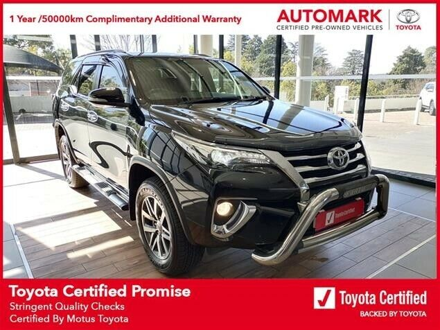 2017 Toyota Fortuner 2.8 GD-6 Raised Body AT for sale!
