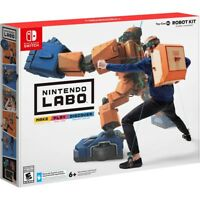 Nintendo Labo Robot Attachment Kit (Nintendo Switch) + $20 Gift Card