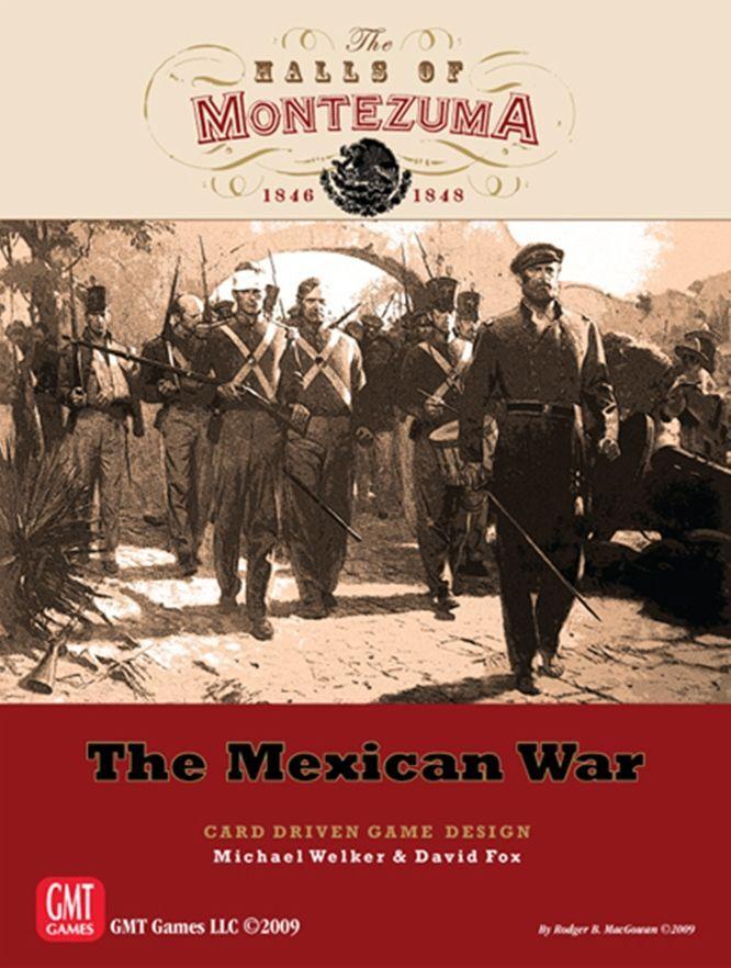 Die hallen von montezuma 1846 - 1848  im mexikanischen krieg, neue