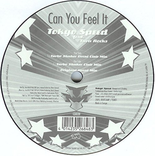 Can You Feel It (US IMPORT) VINYL NEW