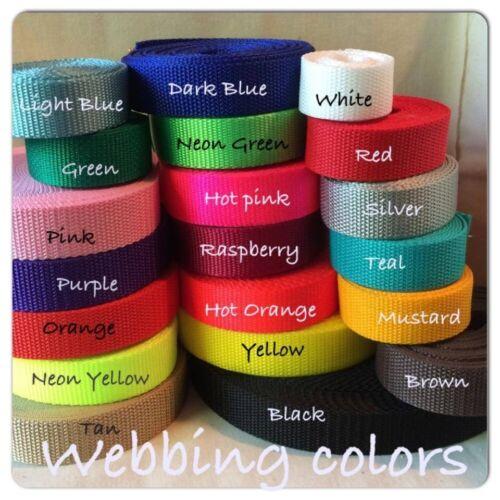 "Black And Yellow Lab Dogs Key Fob Wristlet Key Chain 1/"" Wide Ribbon Pets"