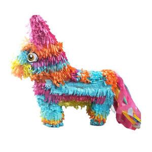 1pc-Pinata-Donkey-Shape-Creative-Rainbow-Children-Decoration-for-Birthday-Party