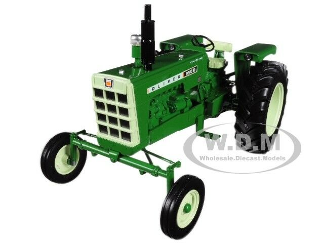 OLIVER 1650 DIESEL WIDE FRONT TRACTOR 1 16 DIECAST MODEL BY SPECCAST SCT656