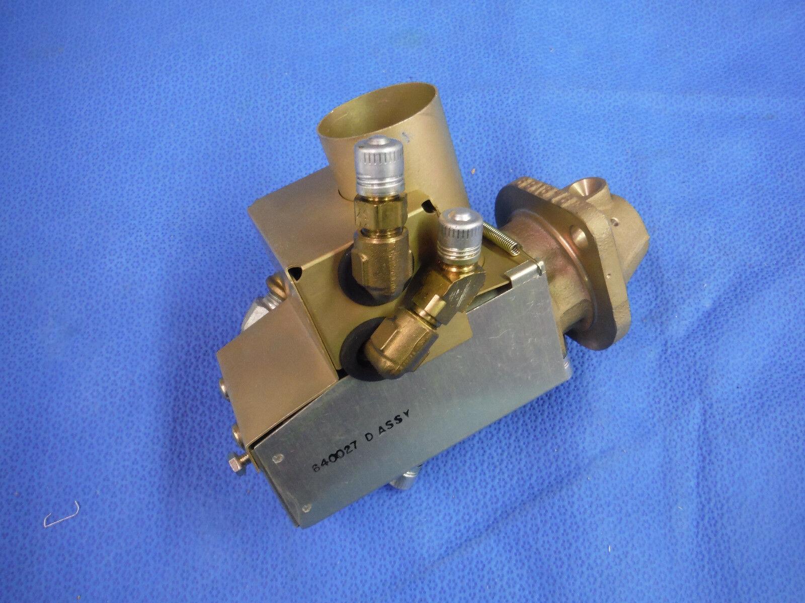 Continental ( Tcm ) Kraftstoff Pumpe Neu P/n 646212-23a3 646212-23a3 646212-23a3 (1115-17) ffb1b9