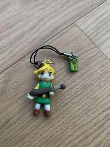 The Legend Of Zelda Minish Cap Link Phone Charm
