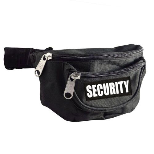 Bauchtasche Security mit wechselbaren Patch sicherheit gürteltasche bag maxi xxl