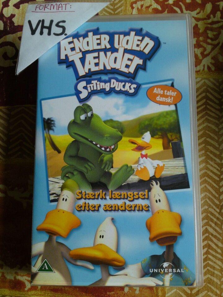 Børnefilm, Ænder uden tænder