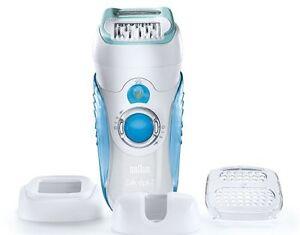 NEW-Braun-7871-Silk-epil-7-Ladies-Wet-Dry-Cordless-Waterproof-Epilator-amp-Shaver