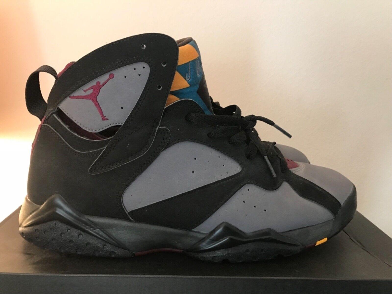 Nike Air Jordan 7 Retro Bordeaux Size 12