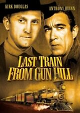 Last Train from Gun Hill (DVD, 2017)