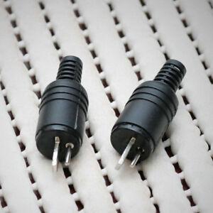 Bornes-de-connecteur-haut-parleur-a-fiche-DIN-et-connecteur-hi-fi-a-2-broch-LTLK
