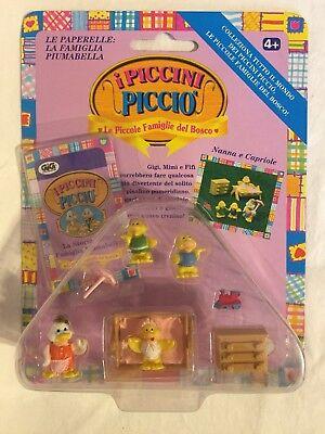 Puppen Piccini Piccio' Die Enten Die Familie HÜbsche FlÜgel Gig New