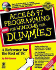 Access Programming for Windows '95 For Dummies by Rob Krumm (Paperback, 1997)