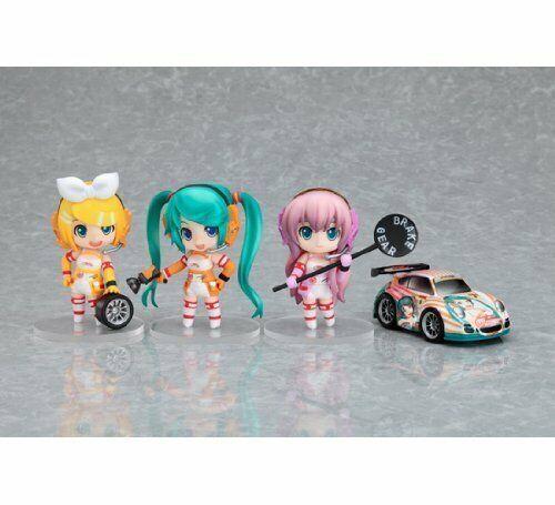 Nendoroid  Petit - Racing Miku Set [2010 Versione  protezione post-vendita