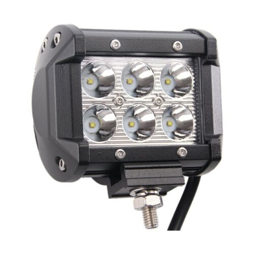 """PHILIPS 32INCH 180W LED LIGHT BAR COMBO OFFROAD 4WD RZR+18W 4/"""" PODS LAMP DRIVING"""