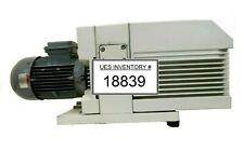 Trivac D65b Leybold Vacuum 112 96 Rotary Vane Vacuum Pump Untested Spare As Is