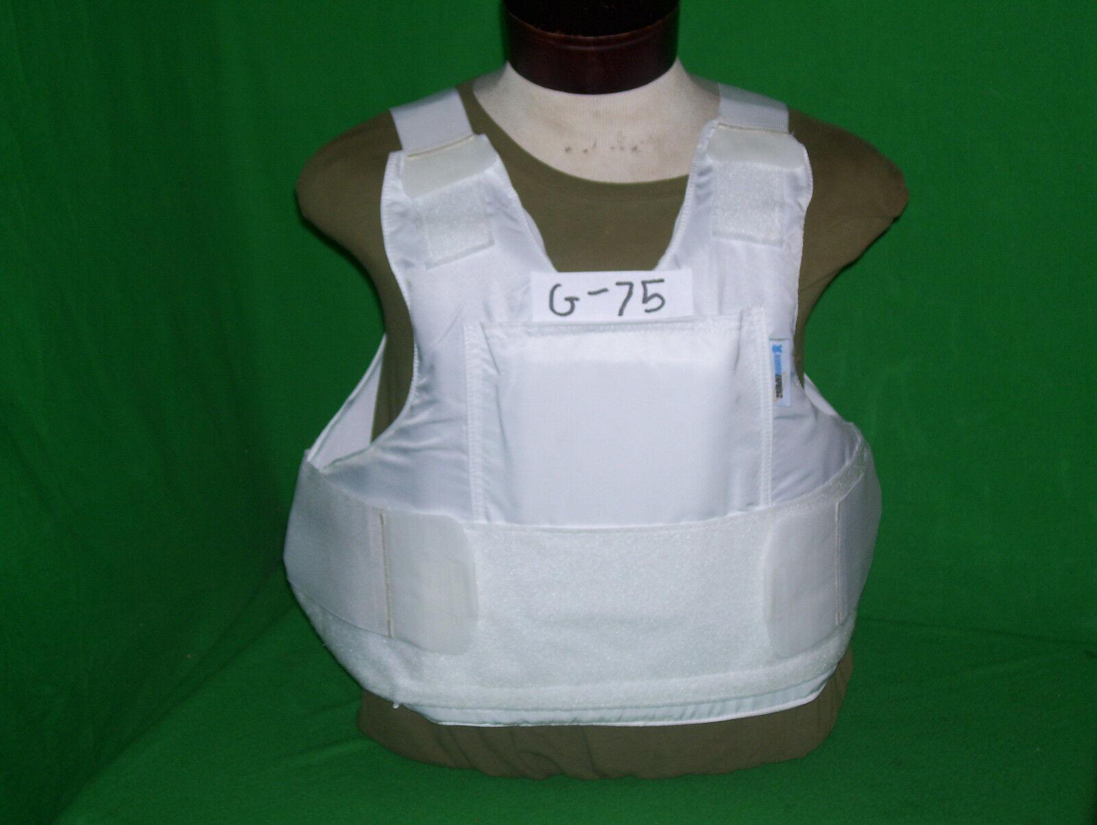 Armor Express Armor Bullet Proof Vest Level IIIA-X-Large-REG NOS 2015+5X8  G-75