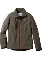 Sportive Softshell-Jacke mit perfektem Wetterschutz   Gr.56