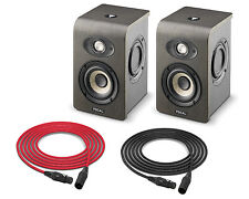 Focal Shape 40 | Nearfield Monitoring Speaker | Stereo Pair | Pro Audio LA