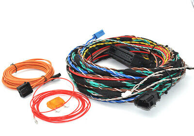 HIFI AUDIO retrofit kit harness For Mercedes BURMESTER G63 G350 ...  eBay