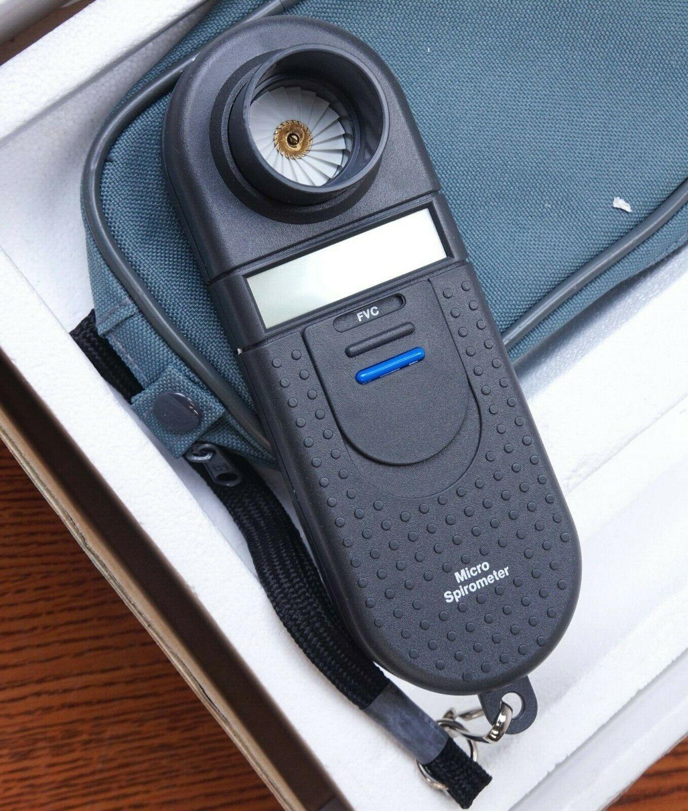 Micro Spirometer