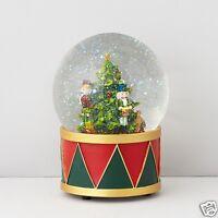 $65 Bloomingdale's Musical Christmas Tree Waterglobe