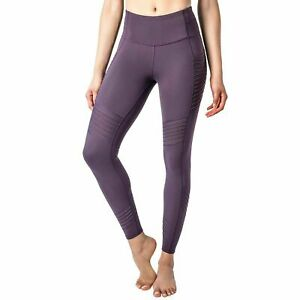 NEW-Active-Life-Women-039-s-Side-Pocket-Moto-Legging-Size-Large-98-Retail