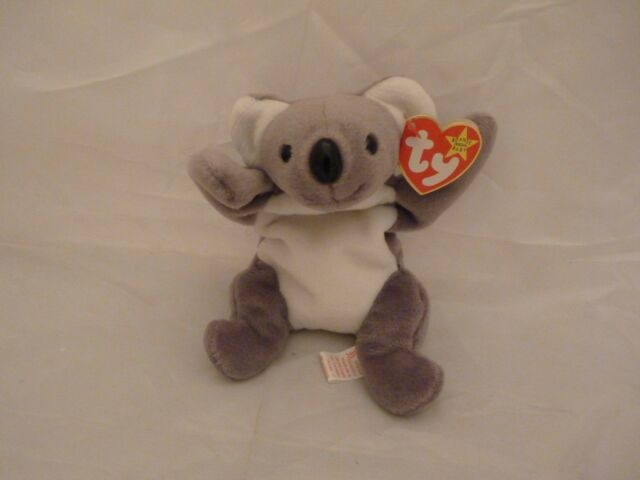 Ty Beanie Baby Mel The Koala Bear Style 4162 4th Generation 1996 for ... 84d1156fa5e1