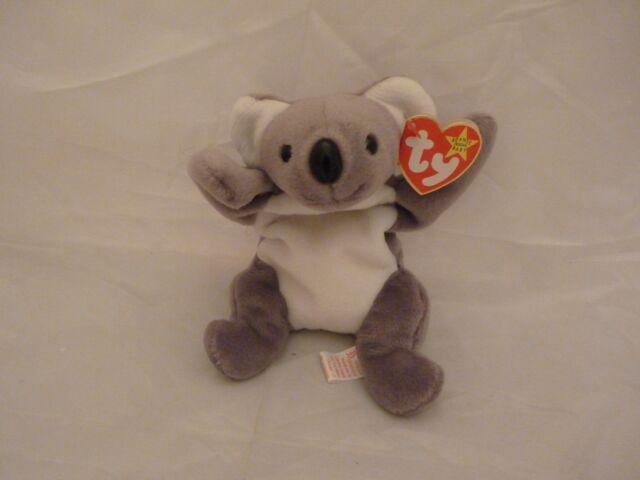 1996 Ty Original Beanie Babies MEL The Gray Koala w Tags (8 inch) 08a515b195a