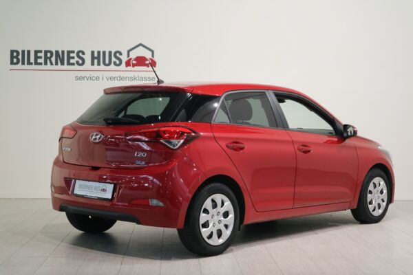 Hyundai i20 1,25 Trend billede 1