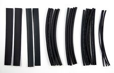 24 Pc Heat Shrink Tubing Shrinkable Wire Wrap Tubes Assortment Set