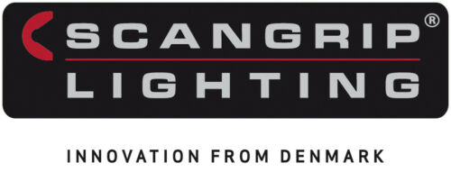 Scangrip Lighting New Generation Mag3 High Powered LED Handlamp Worklight Green