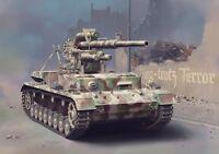 1/35 Dragon Models 6829 - Wwii German 88mm Flak On A Pz.kpfw.iv Tank