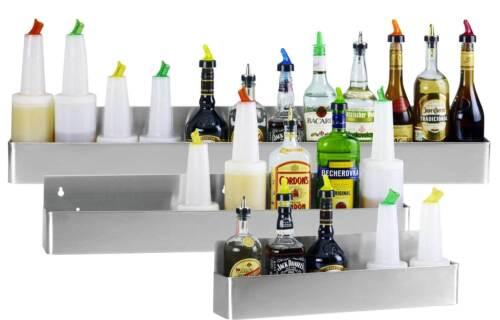 PROFI FLASCHENHALTER SPEED RACK für 6 Flaschen Cocktailbar Schanktisch Tresen