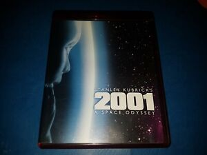 Stanley-Kubrick-039-s-2001-A-Space-Odyssey-HD-DVD-Near-Mint-Condition