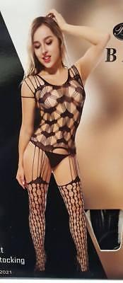 Forte Completino Vestitino Sexy Lingerie Intimo Donna Hot Nero Taglia Unica Facile E Semplice Da Gestire