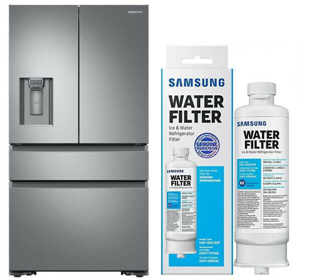 Samsung Genuine DA97-17376B Fridge Water Filter HAF-QIN/EXP SRF644CDLS