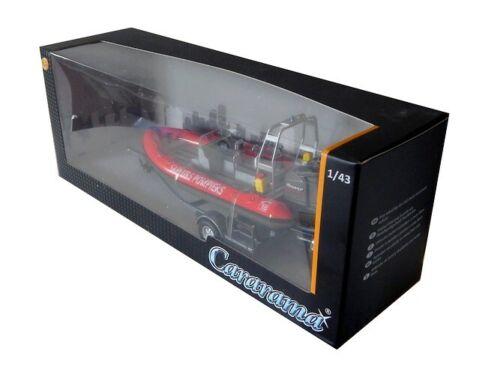 Embarcation Pompiers CARARAMA