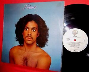 PRINCE-Debut-First-LP-1979-AUSTRALIA-EX-First-Pressing