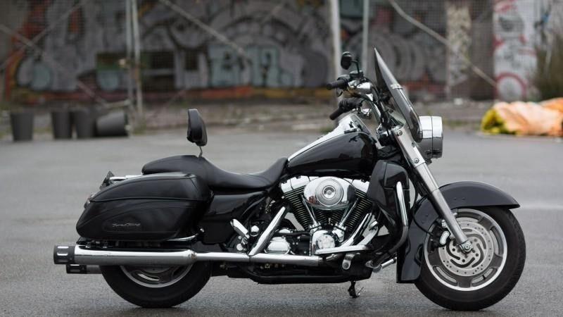 Harley-Davidson, FLHRSI Road King Custom, ccm 1450